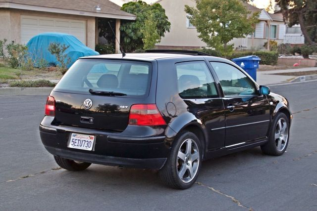 2002 Volkswagen GTI 1.8T HATCHBACK AUTOMATIC JUST GOT SERVICED WELL MAINTAINED ALLOY WHLS Woodland Hills, CA 5