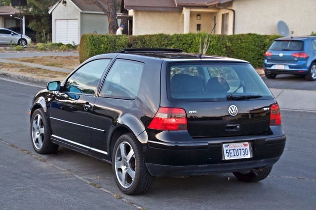 2002 Volkswagen GTI 1.8T HATCHBACK AUTOMATIC JUST GOT SERVICED WELL MAINTAINED ALLOY WHLS Woodland Hills, CA 3
