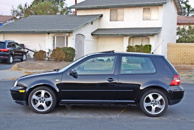 2002 Volkswagen GTI 1.8T HATCHBACK AUTOMATIC JUST GOT SERVICED WELL MAINTAINED ALLOY WHLS Woodland Hills, CA 2