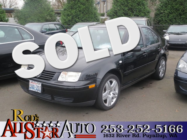 2002 Volkswagen Jetta GLS The CARFAX Buy Back Guarantee that comes with this vehicle means that yo