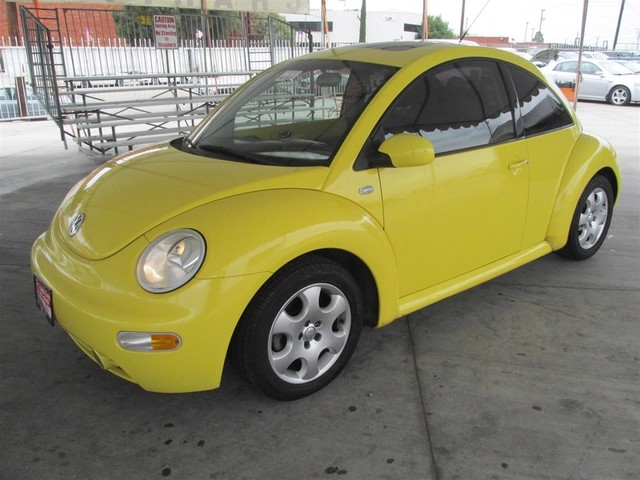 2002 Volkswagen New Beetle GLS Please call or e-mail to check availability All of our vehicles