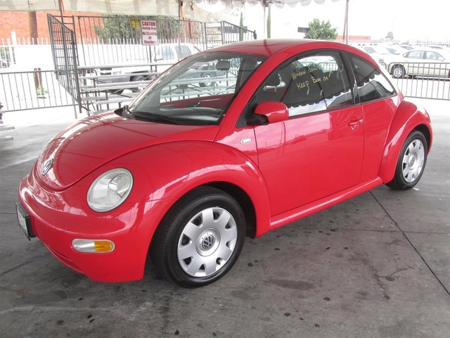2002 Volkswagen New Beetle GL Please call or e-mail to check availability All of our vehicles a