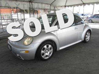 2002 Volkswagen New Beetle GLS Gardena, California