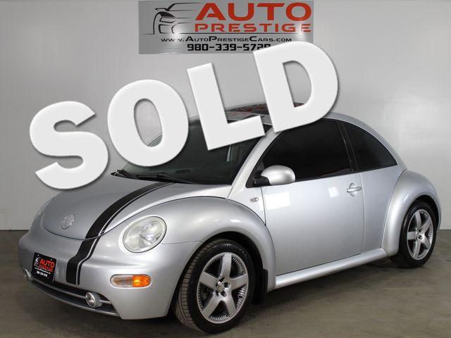 2002 Volkswagen New Beetle Sport Matthews, NC 0
