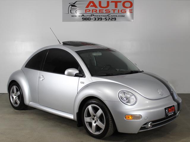 2002 Volkswagen New Beetle Sport Matthews, NC 2