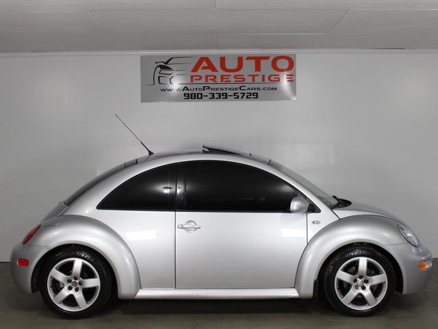 2002 Volkswagen New Beetle Sport Matthews, NC 3