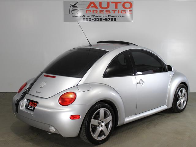 2002 Volkswagen New Beetle Sport Matthews, NC 4