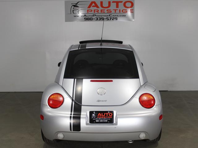 2002 Volkswagen New Beetle Sport Matthews, NC 5