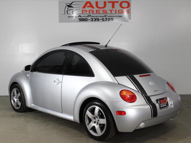 2002 Volkswagen New Beetle Sport Matthews, NC 6
