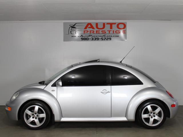 2002 Volkswagen New Beetle Sport Matthews, NC 7