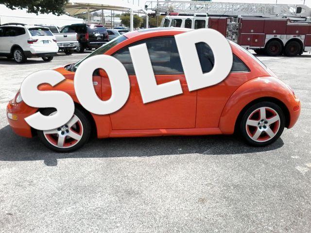 2002 Volkswagen New Beetle GLS San Antonio, Texas 0