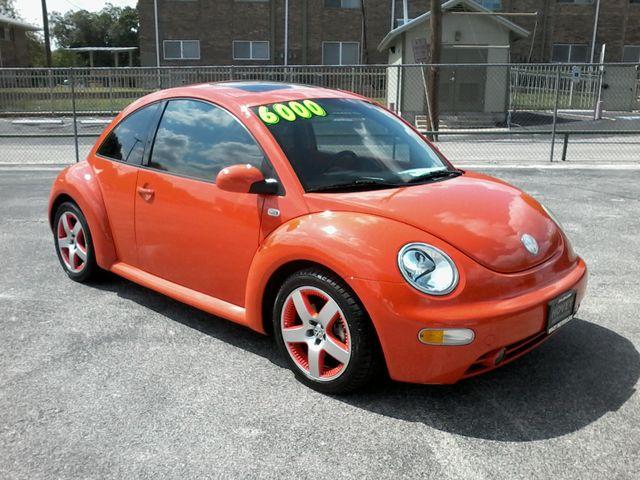2002 Volkswagen New Beetle GLS San Antonio, Texas 3