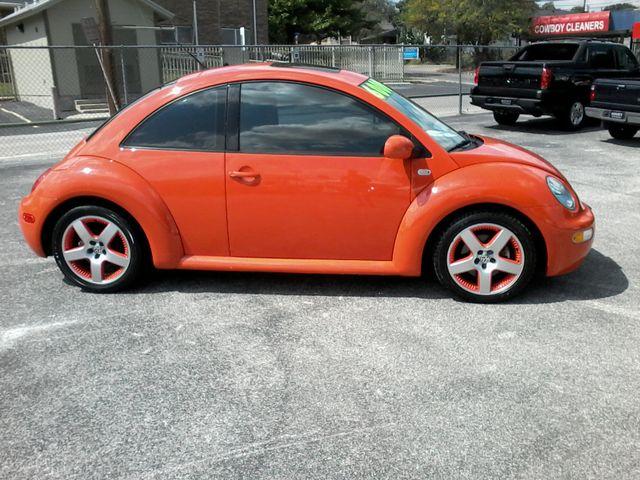 2002 Volkswagen New Beetle GLS San Antonio, Texas 4
