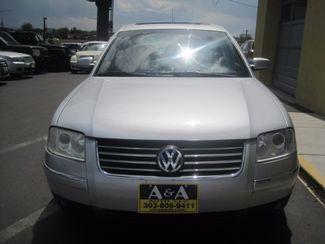 2002 Volkswagen Passat GLX Englewood, Colorado 2