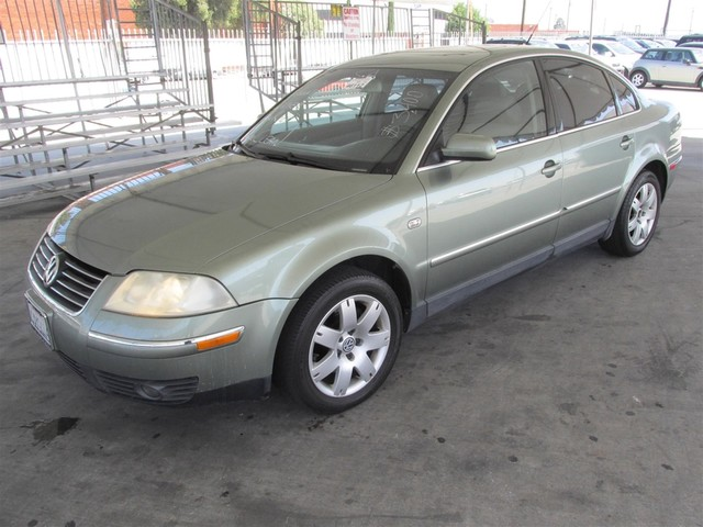 2002 Volkswagen Passat GLX Please call or e-mail to check availability All of our vehicles are