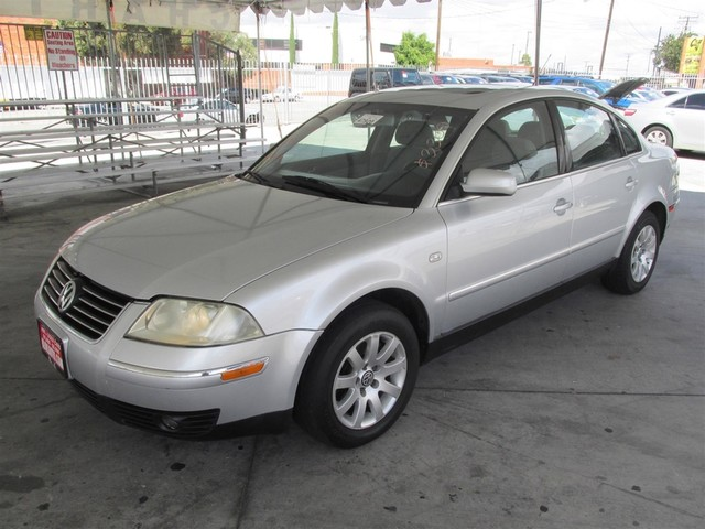 2002 Volkswagen Passat GLS This particular vehicle has a SALVAGE title Please call or email to ch