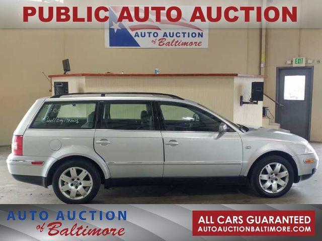 2002 Volkswagen Passat GLX | JOPPA, MD | Auto Auction of Baltimore  in JOPPA MD
