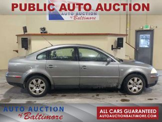 2002 Volkswagen Passat GLX | JOPPA, MD | Auto Auction of Baltimore  in Joppa MD