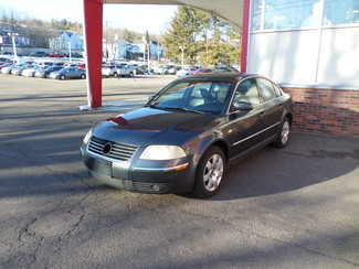 2002 Volkswagen Passat in WATERBURY, CT