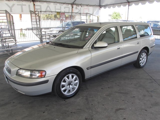 2002 Volvo V70 This particular Vehicles true mileage is unknown TMU Please call or e-mail to c