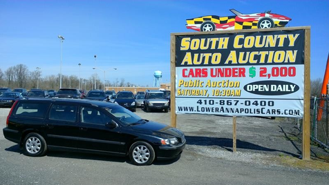 2002 Volvo V70  in Harwood, MD