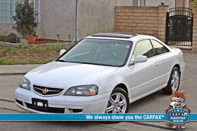 2003 Acura CL TYPE S W/NAVIGATION SYSTEM ALLOY WHLS SERVICE RECORDS! Woodland Hills, CA 0