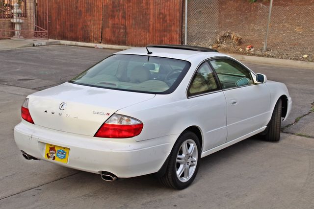 2003 Acura CL TYPE S W/NAVIGATION SYSTEM ALLOY WHLS SERVICE RECORDS! Woodland Hills, CA 5