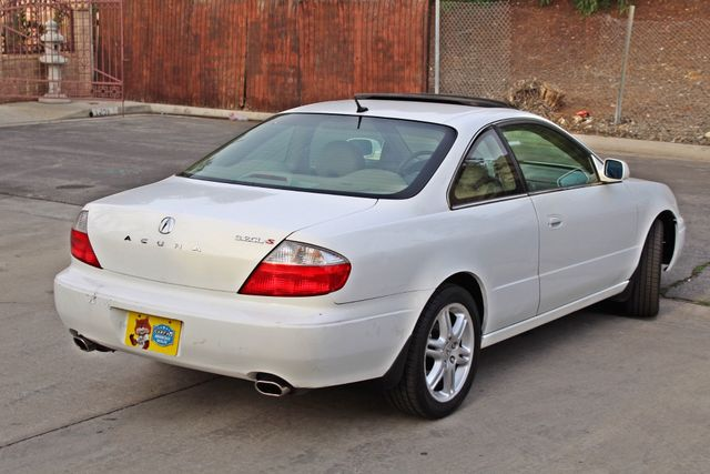 2003 Acura CL TYPE S W/NAVIGATION SYSTEM ALLOY WHLS SERVICE RECORDS! Woodland Hills, CA 27