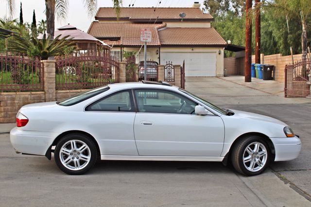 2003 Acura CL TYPE S W/NAVIGATION SYSTEM ALLOY WHLS SERVICE RECORDS! Woodland Hills, CA 7