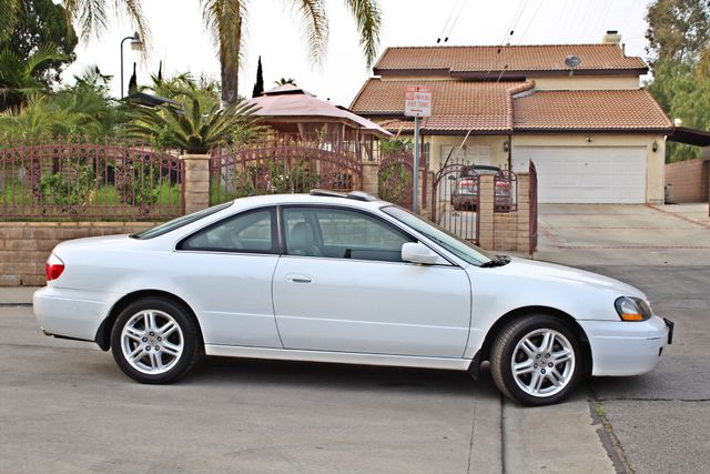 2003 Acura CL TYPE S W/NAVIGATION SYSTEM ALLOY WHLS SERVICE RECORDS! Woodland Hills, CA 8