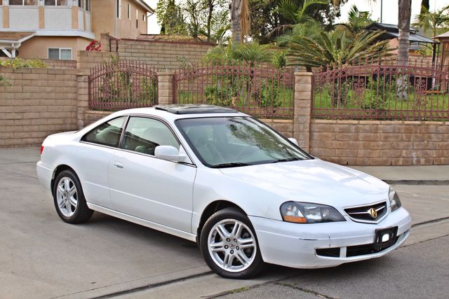 2003 Acura CL TYPE S W/NAVIGATION SYSTEM ALLOY WHLS SERVICE RECORDS! Woodland Hills, CA 25