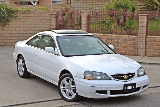 2003 Acura CL TYPE S W/NAVIGATION SYSTEM ALLOY WHLS SERVICE RECORDS! Woodland Hills, CA 9