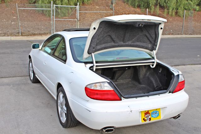 2003 Acura CL TYPE S W/NAVIGATION SYSTEM ALLOY WHLS SERVICE RECORDS! Woodland Hills, CA 13