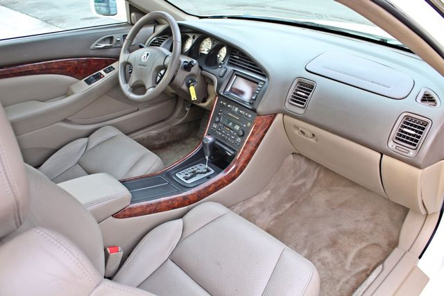 2003 Acura CL TYPE S W/NAVIGATION SYSTEM ALLOY WHLS SERVICE RECORDS! Woodland Hills, CA 22