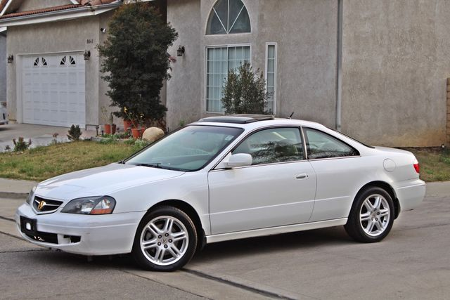 2003 Acura CL TYPE S W/NAVIGATION SYSTEM ALLOY WHLS SERVICE RECORDS! Woodland Hills, CA 28