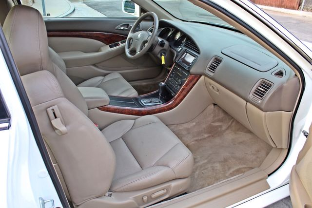 2003 Acura CL TYPE S W/NAVIGATION SYSTEM ALLOY WHLS SERVICE RECORDS! Woodland Hills, CA 23