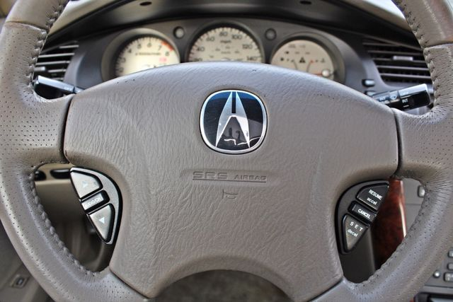 2003 Acura CL TYPE S W/NAVIGATION SYSTEM ALLOY WHLS SERVICE RECORDS! Woodland Hills, CA 17