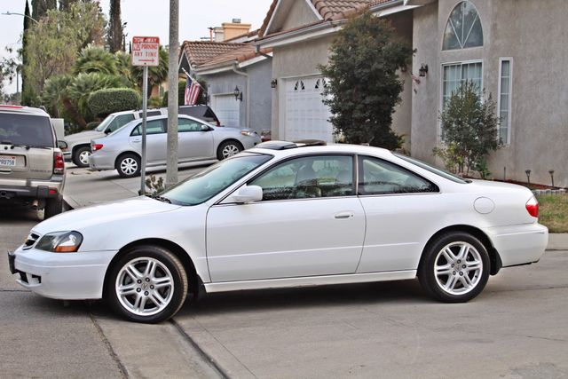 2003 Acura CL TYPE S W/NAVIGATION SYSTEM ALLOY WHLS SERVICE RECORDS! Woodland Hills, CA 1