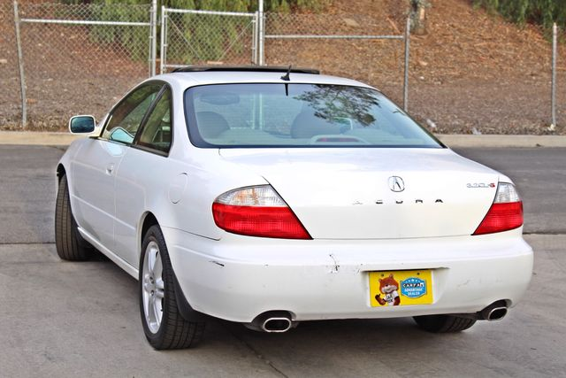 2003 Acura CL TYPE S W/NAVIGATION SYSTEM ALLOY WHLS SERVICE RECORDS! Woodland Hills, CA 3