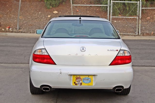 2003 Acura CL TYPE S W/NAVIGATION SYSTEM ALLOY WHLS SERVICE RECORDS! Woodland Hills, CA 4