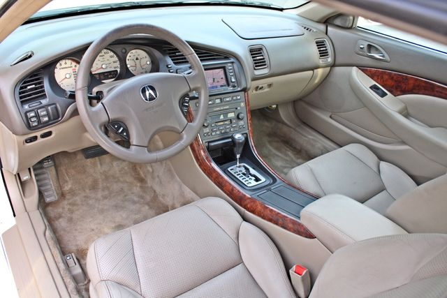 2003 Acura CL TYPE S W/NAVIGATION SYSTEM ALLOY WHLS SERVICE RECORDS! Woodland Hills, CA 14