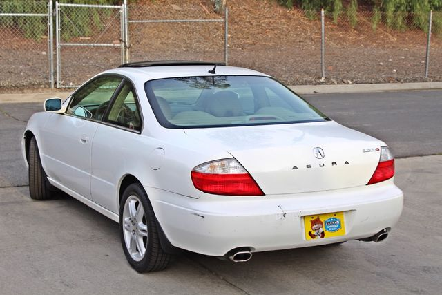 2003 Acura CL TYPE S W/NAVIGATION SYSTEM ALLOY WHLS SERVICE RECORDS! Woodland Hills, CA 6