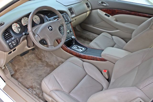 2003 Acura CL TYPE S W/NAVIGATION SYSTEM ALLOY WHLS SERVICE RECORDS! Woodland Hills, CA 16