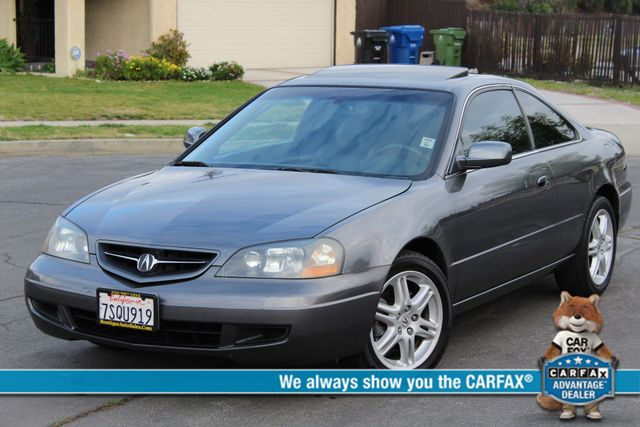 2003 Acura CL TYPE S W/NAVIGATION SYSTEM BRAND NEW TIRES SUNROOF LEATHER SERVICE RECORDS! Woodland Hills, CA 0