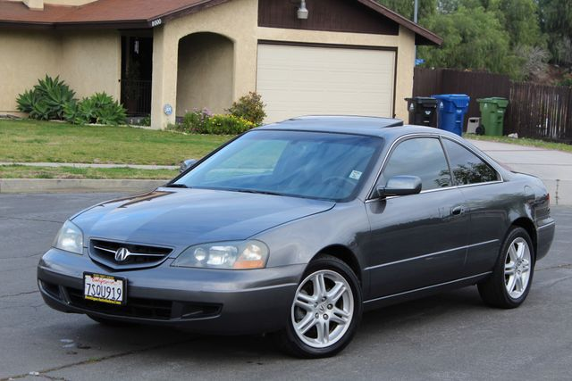 2003 Acura CL TYPE S W/NAVIGATION SYSTEM BRAND NEW TIRES SUNROOF LEATHER SERVICE RECORDS! Woodland Hills, CA 1