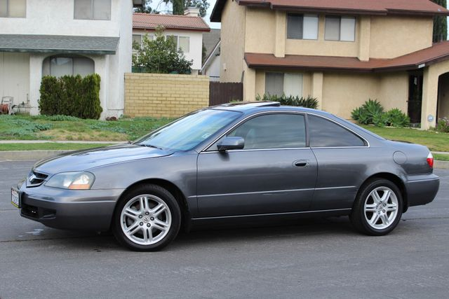 2003 Acura CL TYPE S W/NAVIGATION SYSTEM BRAND NEW TIRES SUNROOF LEATHER SERVICE RECORDS! Woodland Hills, CA 2