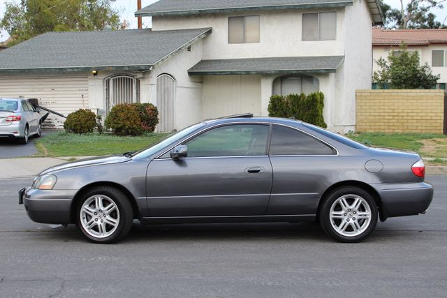 2003 Acura CL TYPE S W/NAVIGATION SYSTEM BRAND NEW TIRES SUNROOF LEATHER SERVICE RECORDS! Woodland Hills, CA 3