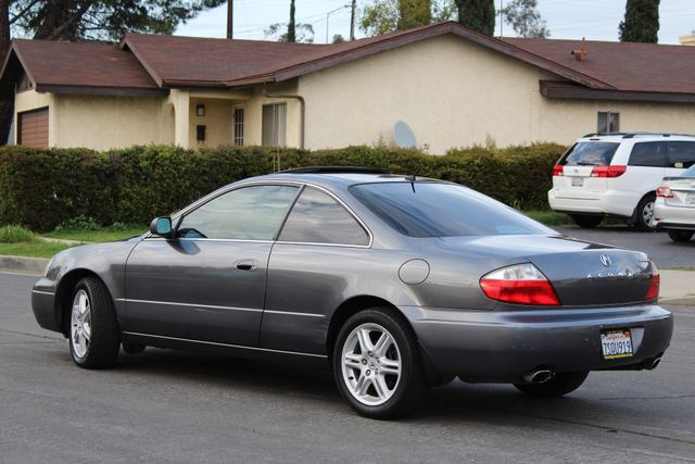 2003 Acura CL TYPE S W/NAVIGATION SYSTEM BRAND NEW TIRES SUNROOF LEATHER SERVICE RECORDS! Woodland Hills, CA 4