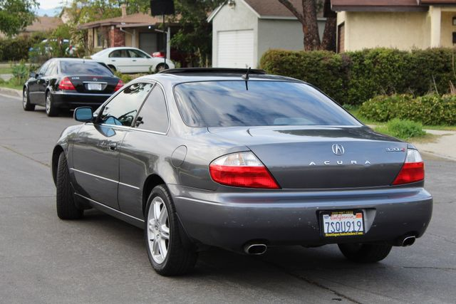 2003 Acura CL TYPE S W/NAVIGATION SYSTEM BRAND NEW TIRES SUNROOF LEATHER SERVICE RECORDS! Woodland Hills, CA 5