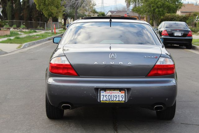 2003 Acura CL TYPE S W/NAVIGATION SYSTEM BRAND NEW TIRES SUNROOF LEATHER SERVICE RECORDS! Woodland Hills, CA 6